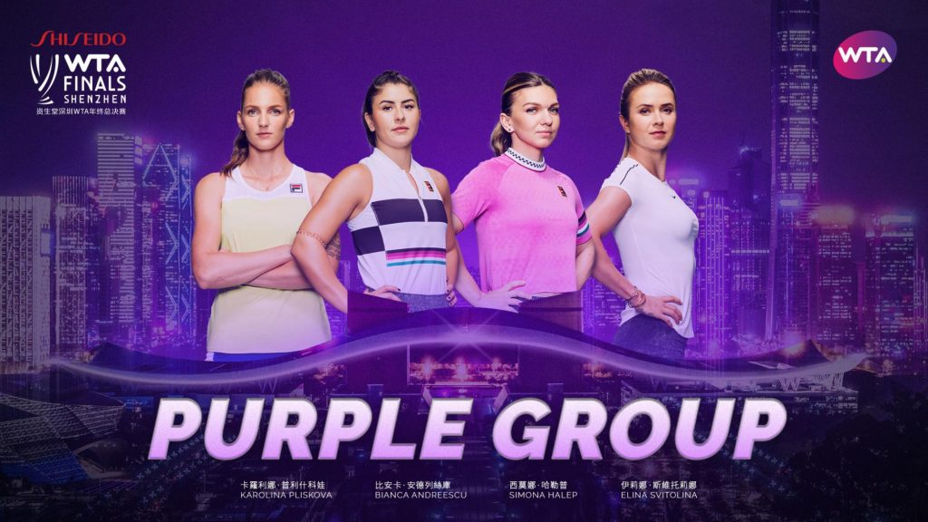 2019 WTA Finals