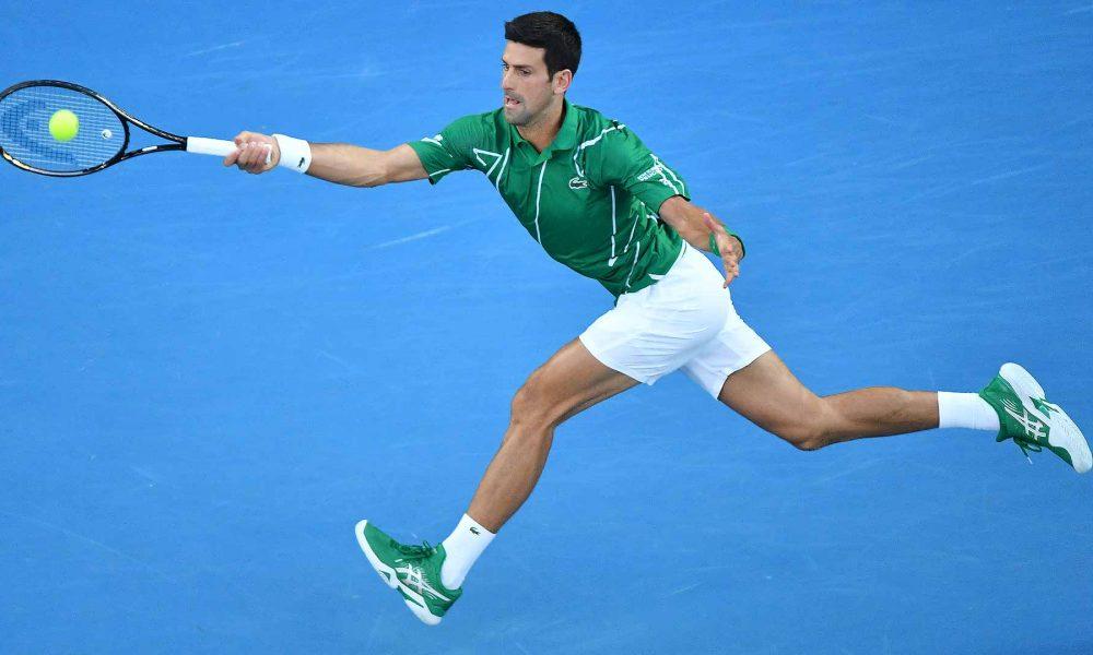 Djokovic AO - SportEventz