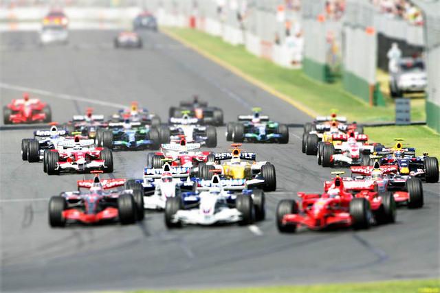Formula 1 (F1) - Free Satellite TV Channels - SportEventz | Live ...